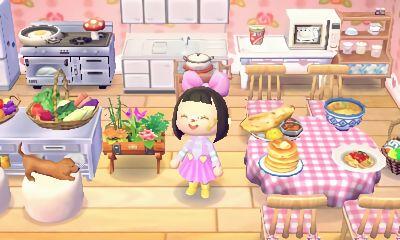 "ntendocutie: ""My little kitchen~ "" | Animal crossing new ..."