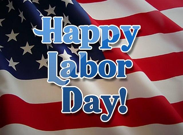 Happy Labor Day 2012