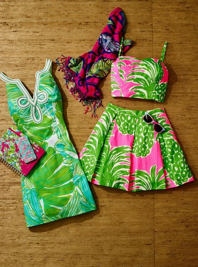 Lilly Pulitzer Spring 2016 #lillypulitzer