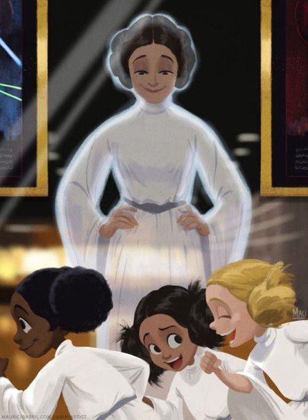 Leia's legacy