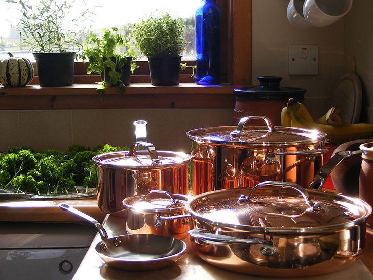 ProWare 24 cm Copper Saute Pan Giveaway RRP £89.99