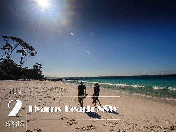 最受歡迎的野餐地點莫過於在金氏世界紀錄認證全世界最白的沙灘上了吧!而且澳洲人可是非常喜愛所謂的沙灘野餐(Beach Picnic),Hyams Beach位於新南威爾斯州南海岸,約於雪梨以南2.5小時、Batemans Bay以北2小時的地方,這裡被暱稱為「水手海灘」。Hyams Beach最著名、且眾所皆知的就是這邊擁有全世界最雪白、最柔軟、最優秀的海灘,以及清澈碧藍到令人難以置信的海水!別懷疑,Hyams Beach的雪白沙灘可是有金氏世...More Detail