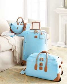 Luggage set perfect for traveling!