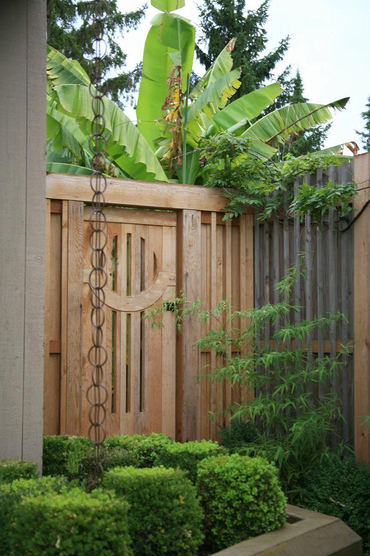 114 best Garden Gates & Fences images on Pinterest | Gardening ...