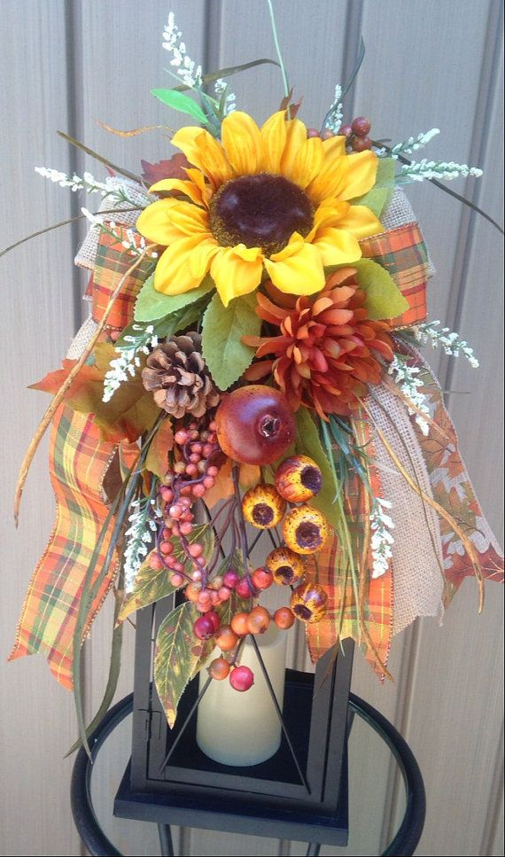 Decorating Ideas > BOUNTIFUL  Decorative Fall  Autumn  Thanksgiving  ~ 072643_Thanksgiving Lantern Decorations