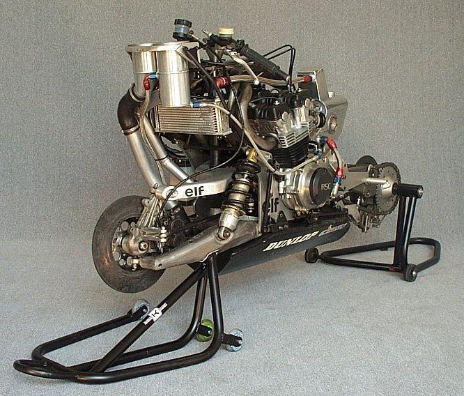 1981 ELF Honda