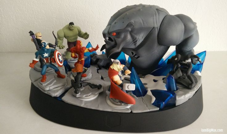 [unboxing] Disney Infinity 2.0 – édition collector (PS4)