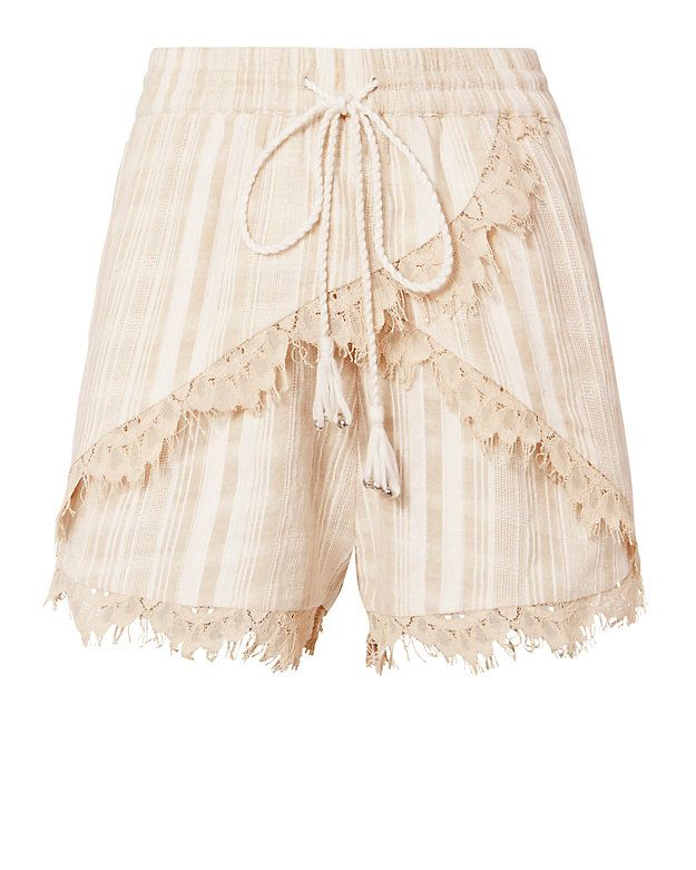 Shop the TRYB212 Lea Lace Trim Shorts & other designer styles at IntermixOnline.com. Free shipping +$150.
