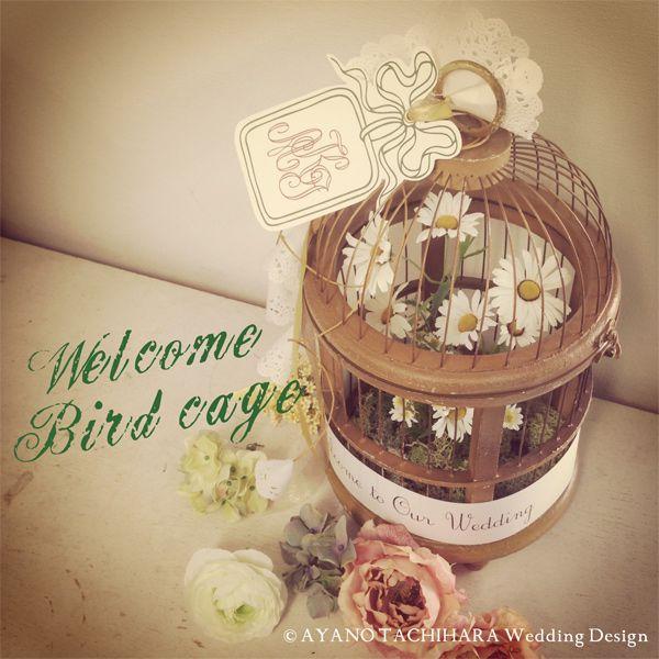 welcomebirdcage