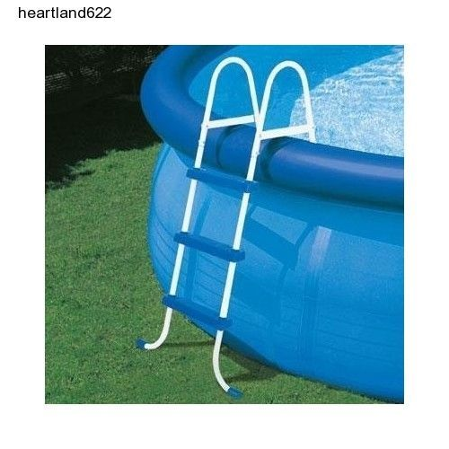 Die besten 25+ Intex pool ladder Ideen auf Pinterest Pool über - pool garten aufblasbar