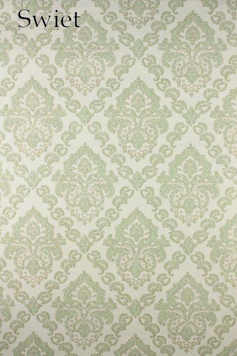 ≥ 3712 Vintage retro barok behang behangpapier wallpaper Swiet - Stoffering   Behang - Marktplaats.nl