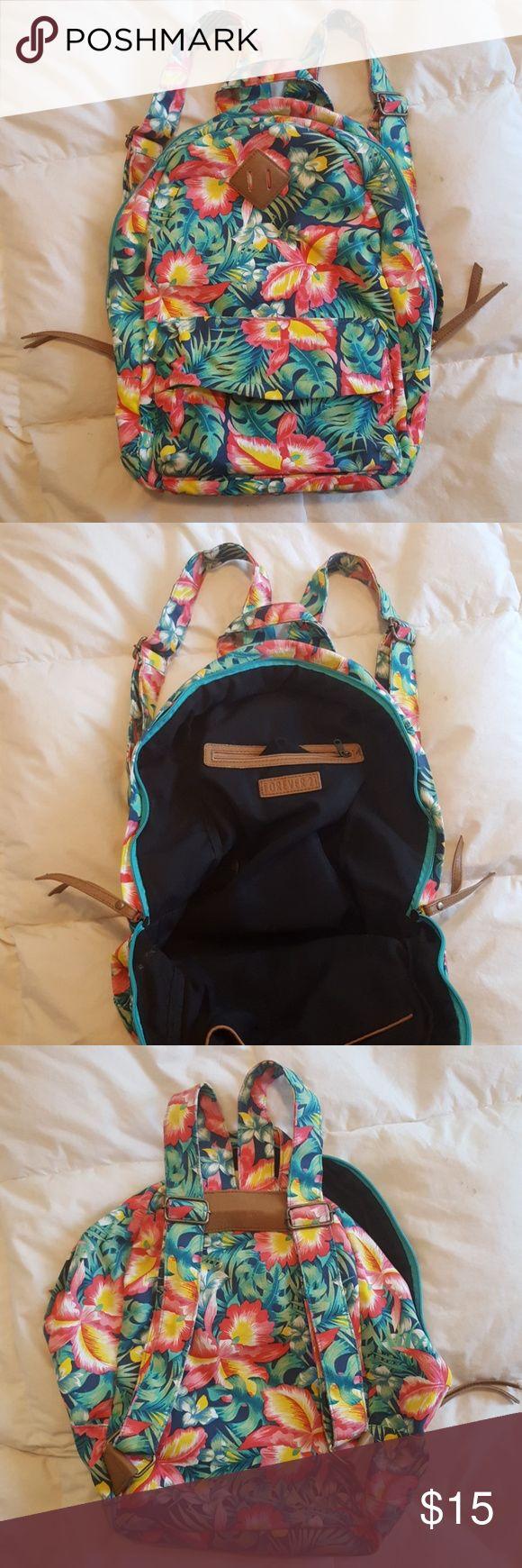 25 best ideas about kipling backpack on pinterest school handbags - Nwot Hawaiian Floral Backpack