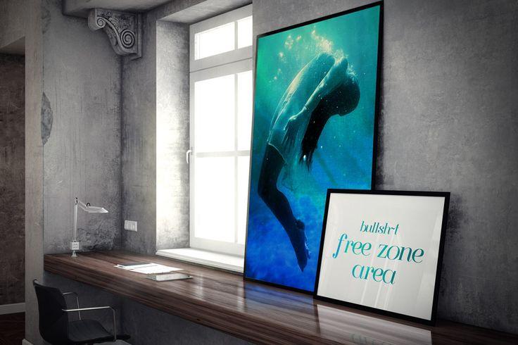 colour.me #plakat zmienia wnętrze #poster #design