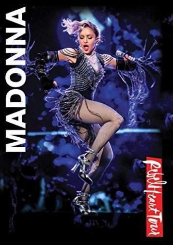 Madonna Rebel Heart Tour DVD 2017