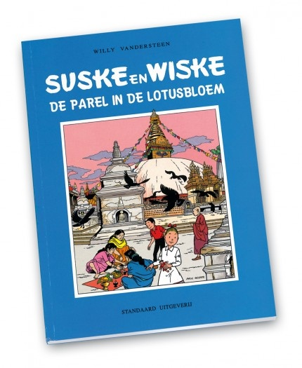 Ter ere van het dertigjarige bestaan van de Leprastichting (1967 - 1997) is deze unieke uitgave verschenen. 'De parel in de lotusbloem' is een spannend verhaal dat zich afspeelt in het prachtige, mystieke, maar arme Nepal. Prijs: € 5,- (inclusief verzendkosten)