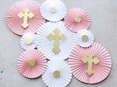Resultado de imagen para first communion decorations