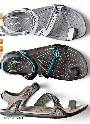 teva zilch sport sandals: Thin and flexible enough to roll up and pack––with Teva's Spider Original rubber sole to provide a superior grip. Multiple adjustment points for the perfect fit. Synthetic upper