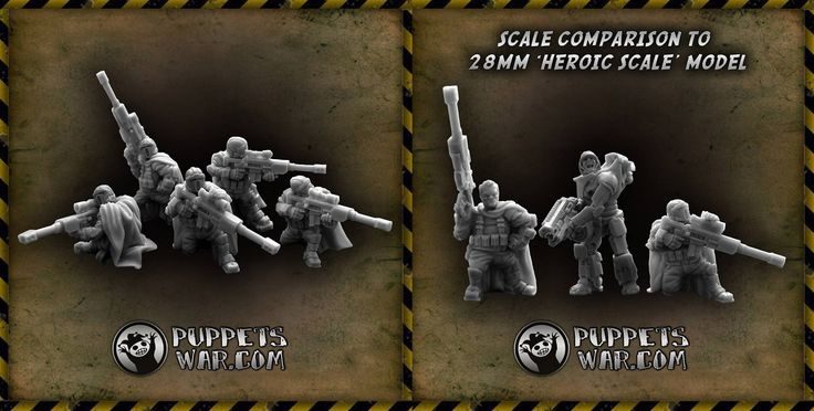 Halfling snipers are available: https://puppetswar.eu/product.php?id_product=720 We could not decide, which head option is better so we added both, helmets and bare heads :)