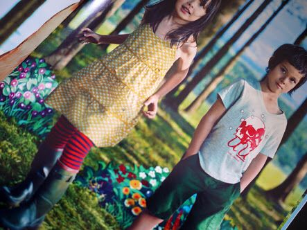 UNIQLO undercover KIDS 2015S/S COLLECTION.