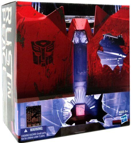 Hasbro Transformers 2012 SDCC Comic Con Exclusive Prime Deluxe Action Figure Rust in Peace Terrorcon Cliffjumper by Hasbro Toys. $54.89. The DARK ENERGON will be flowing through San Diego this year with the release of this special edition Deluxe scale TERRORCON CLIFFJUMPER figure. Featuring a special TRANSFORMERS zombie deco, this figure looks just like he did in the Darkness Rising storyline of Hasbro Studios TRANSFORMERS PRIME animated series. This figure comes wi...