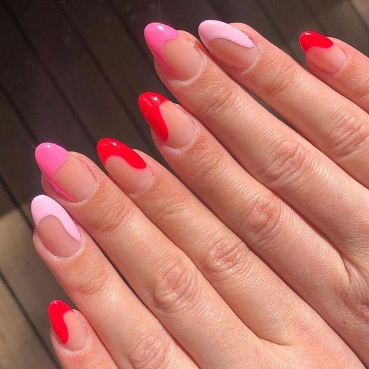Pinterest @ehlah ☁️ | Minimalist nails, Minimal nails, Nails