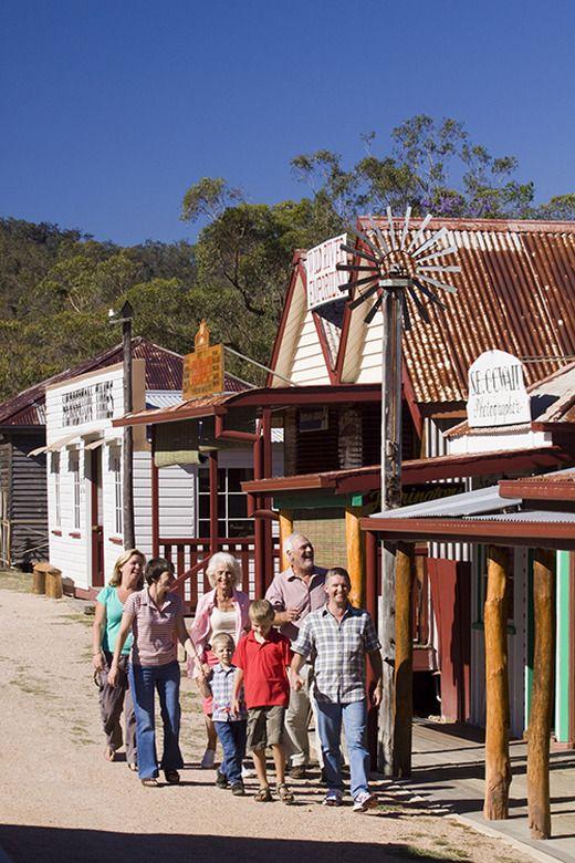 Historic Village Herberton | Atherton Tablelands | Queensland | Australia #kids #children #activities #history