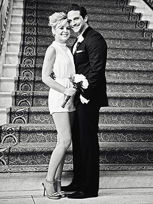 Brandon Barash & Kirsten Storms Secret Wedding in Vegas