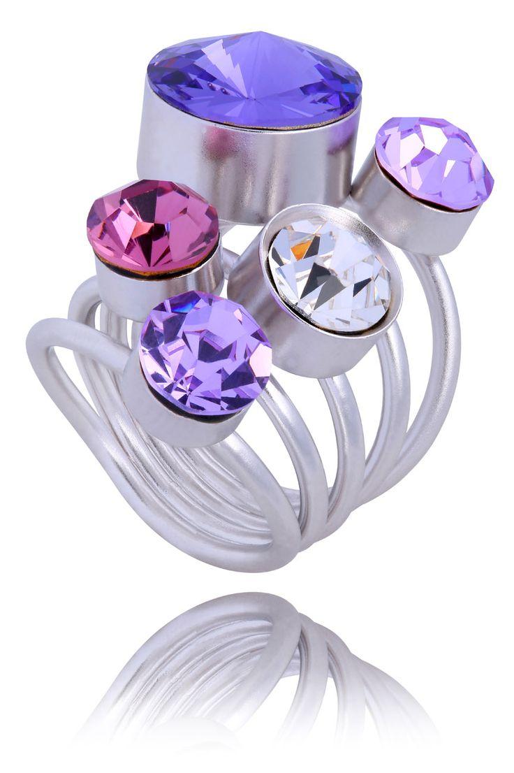 #ByDziubeka pierścionek/ring