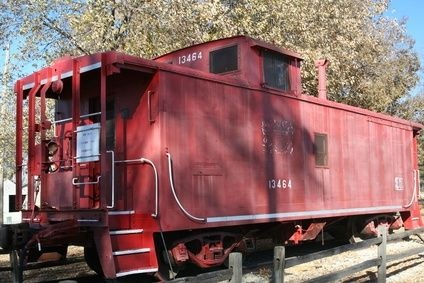 Converted Caboose Our Next Project At Adventures Unlimited
