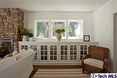 Built In Bookcases Under Windows For The Home