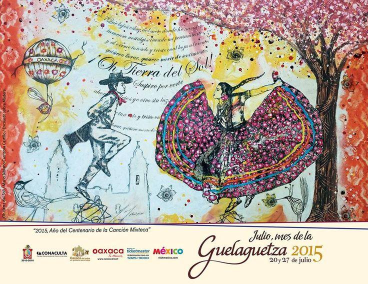 ¿Sabías que la #Guelaguetza es la festividad más importante de #Oaxaca? Asiste a este evento durante el mes de Junio.