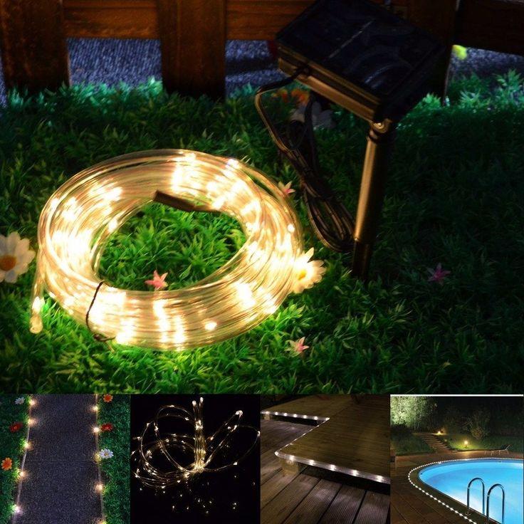12 best images about muebles y accesorios para jardin en for Luces led jardin ikea