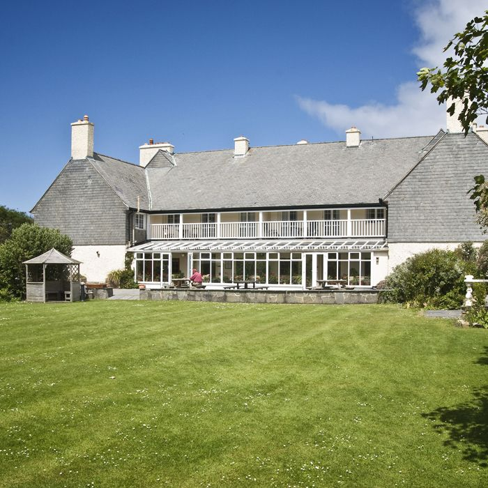 Renvyle House Hotel, Connemara, Co. Galway: http://www.hotelsireland.com/dsp.hoteldetails.cfm?HotelKey=4335