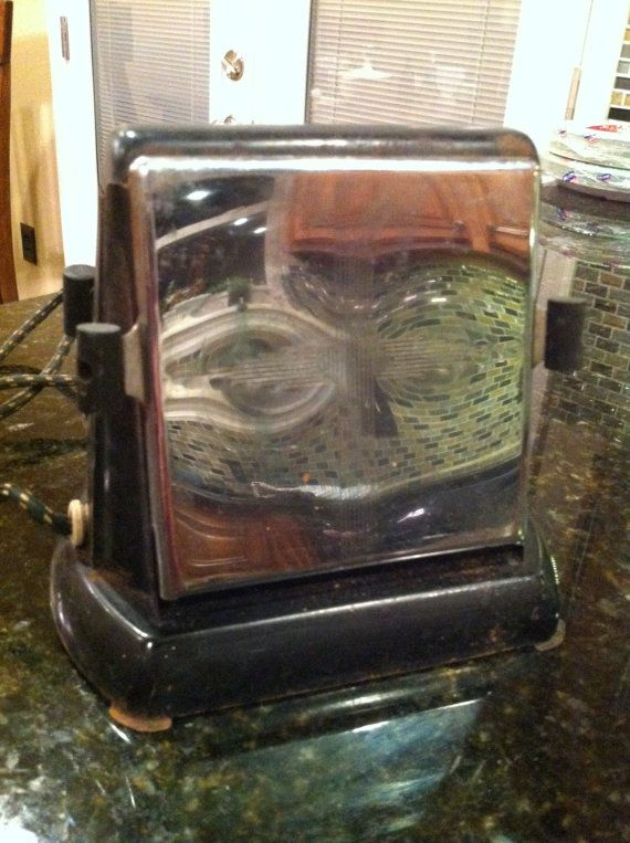 Antique Electric Toasters ~ Antique electric toaster by enolasvintage on etsy my