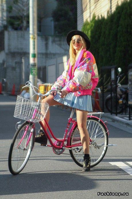 Уличная мода в Токио)