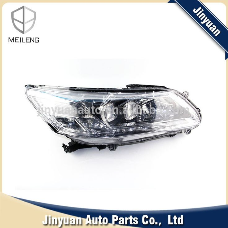 Hot Sell Auto Parts Headlight for Honda CIVIC Odyssey Accord Fit CRV CITY Crosstour Spirior Elysion 33100-T2A-H71 China Factory