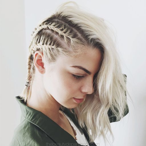 Cool girl vibes to conceal dark roots and 5 other ways to make regrowth less obvious.: