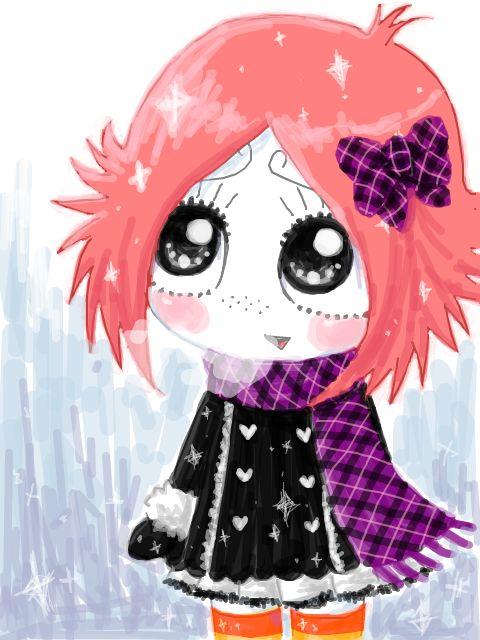 randoseruby   Ruby gloom, Cartoon, Cute drawings