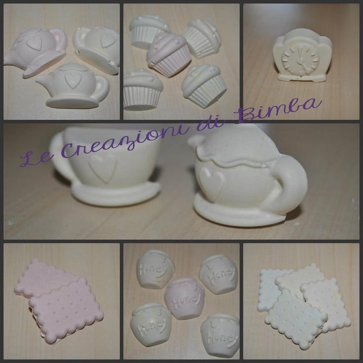 Tea time collection - bomboniere/segnaposto per ogni occasione, o come ricordo per un evento particolare