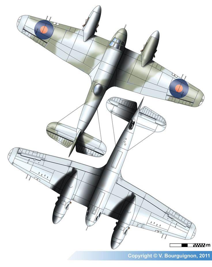Bristol Beaufighter Mk.2F