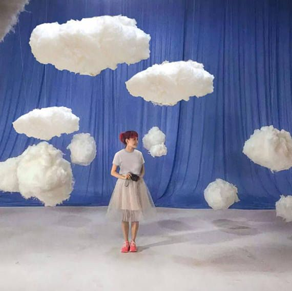 CLOUD Decor, Decorative Clouds