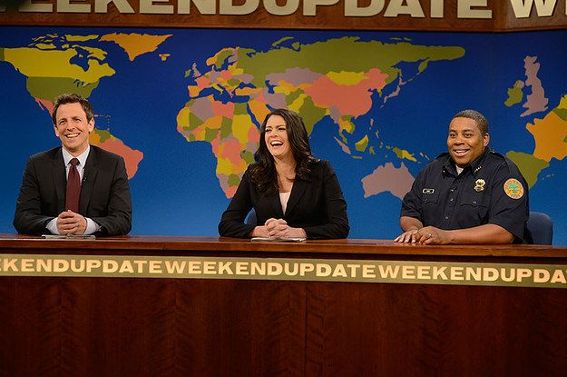 "13 Of The Greatest Times ""SNL"" Cast Members Totally Lost It"