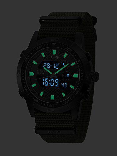 orologio con luce