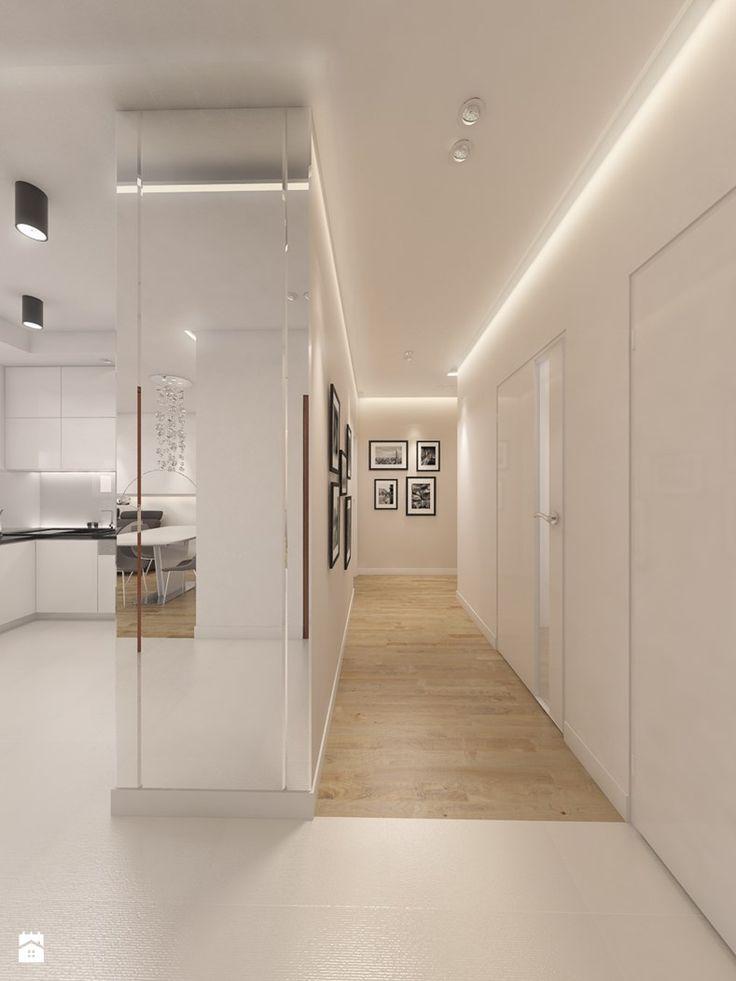 Hol / Przedpokój - Styl Nowoczesny - Devangari Design