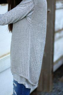 mimic by Veronika Jobe ~ FREE pattern via Ravelry knit in DK 8ply and sized S/M (L/XL)