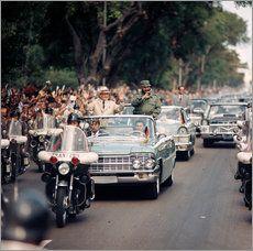 Kuba / Cuba - Staatsbesuch Erich Honecker 1974 - Empfang