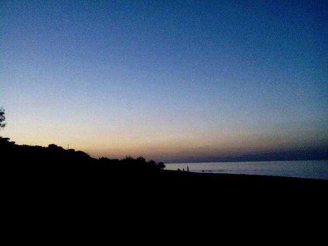 Coast\xylokastro\korinthos/peloponisos/greece