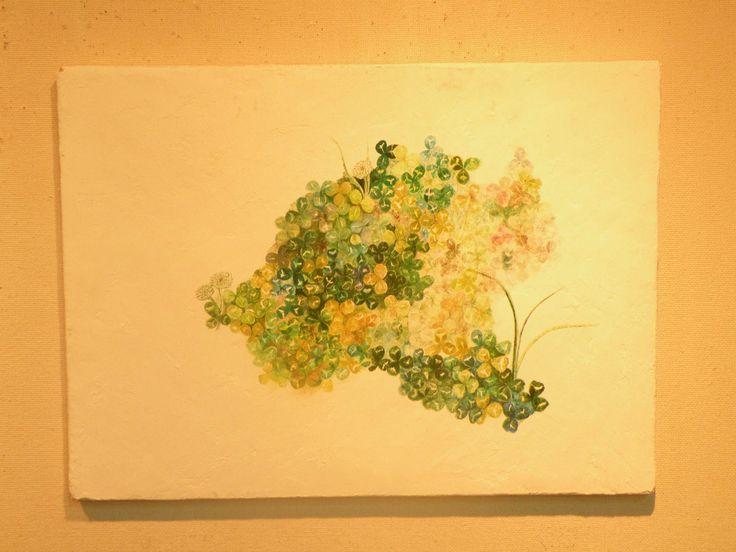 gallery Miyashita / works2015/ pintura fresco