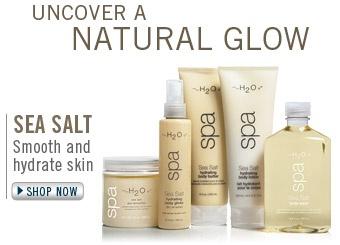 Sea Salt Purifying-bath & body- H2O Plus