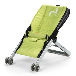 Amazon Com Baby Home Onfour Bouncer Lime Baby Travel